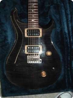 Prs Custom Signature 24 1990 Black