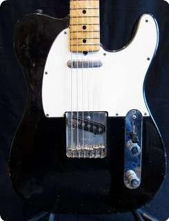 Fender Telecaster 1975 Black