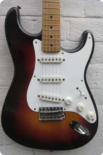 Fender Stratocaster 1958 Sunburst
