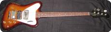 Gibson Thunderbird V 1966