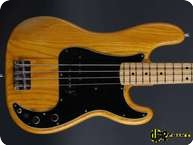 Fender Precision Bass 1976 Natural
