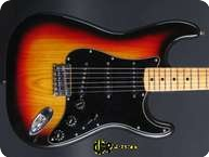 Fender Stratocaster 1979 3 tone Sunburst