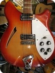 Rickenbacker 360 1966 Fireglo 
