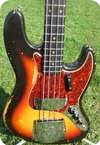 Fender Jazz Bass 1964 Sunbrust