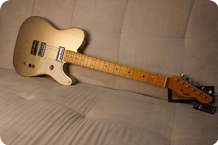 LsL Lance Lerman Guitars PERRONITA GOLD TV JONES SWAMP ASH Gold