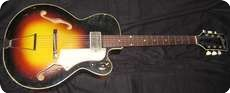 National Archtop 1960