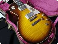 Gibson Les Paul 1959 Joe Perry VOS Custom Shop Slash 2013 Faded