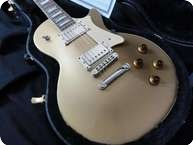The Heritage H150 Les Paul Standard Goldtop