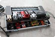 Custom Pedal Boards Large Gigrig Pro 14 Board made To Order