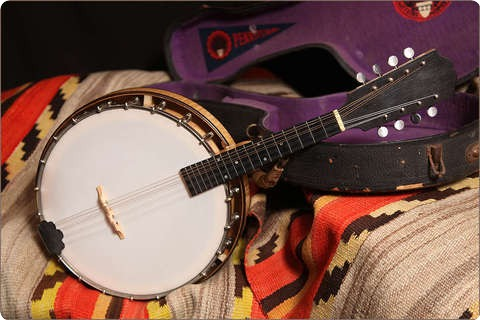 Weymann Banjo Mandolin 1910