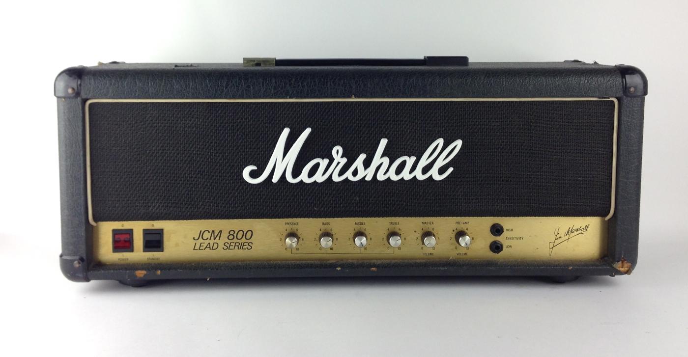 Dating marshall jcm 800