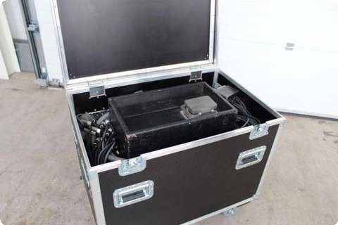 Custom Pedal Boards Multi Cable Trunk (made To Order)