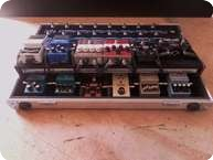 Custom Pedal Boards Compact Gigrig Midi 14 Board made To Order