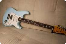 LsL Lance Lerman Guitars SONIC BLUE TOUR 13 Exclusive Als Music