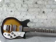 Starway Japanese Electric 1964 Tobacco Sunburst
