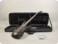 Zon Sonus 8 String 1996 Trans Black