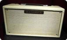 Kendrick Spring Reverb Tank White Tolex