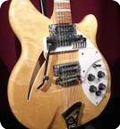 Rickenbacker 36612 With Comb Filter 1967 Maple Glow