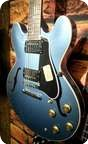 Gibson ES 335 Limited 1959 2013 Pelham Blue