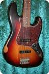 Fender Road Worn 60s Jazz Bass Sunburst