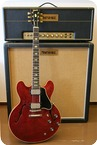 Gibson ES 335 1963 Cherry Red