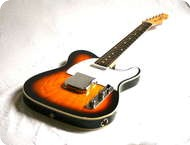 Fender Telecaster Custom 62 NOS 2011 Two Tone Sunburst