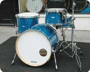CC Custom MAple 2009 Blue Glass Glitter