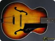Harmony H954 Broadway 1960 Sunburst