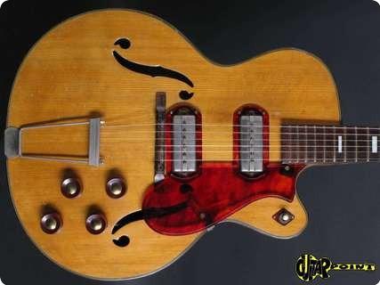 Harmony H62 1953 Natural