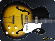 Harmony H54 Rocket 1959 Sunburst