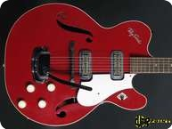 Harmony Roy Smack H73 1966 Red