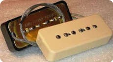 Amalfitano Pickups The P90 Soapbar Set