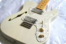 Fender Telecaster Thinline Reissue 72 Special Edition 2009 Olympic White