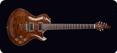Zeal Guitars The Nameless Beauty