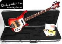 Rickenbacker 4003 2013 Fireglo