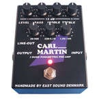 Carl Martin 3 Band Parametric Pre Amp