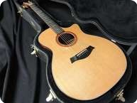 Taylor 714CE L30 Limited Edition 30th Anniversary 2004 Natural