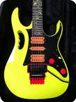 Ibanez JEM 777 VDY Vine Steve Vai 1990 Desert Yellow