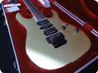 Ibanez RG2570E Prestige Team J. Craft Japan 2007 Vital Gold