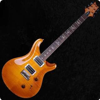 Prs Custom 24 2012 10 Top   Butterscotch Custom Colour   Pattern Regular