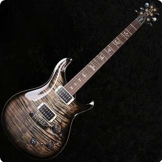 Prs P22 With Piezo Pickup Charcoal Burst 10 Top 2012 Model   Sold