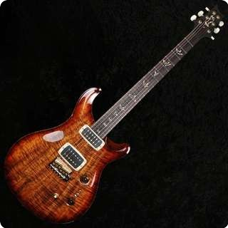 Prs Private Stock Custom 24 Signature Smoked Red Burst Dgt Nitro No. 3542   Sold
