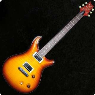 Prs Mccarty 2011 V12 Finish Mccarty Sunburst   Sold