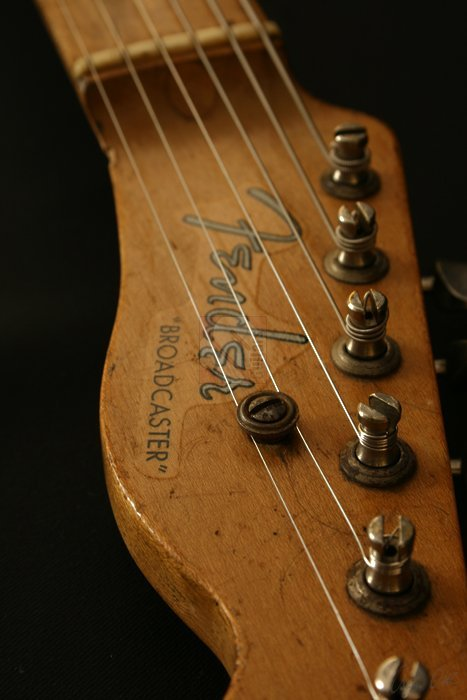 Drums For Sale >> Fender Broadcaster 1950 Guitar For Sale Ten-Guitars