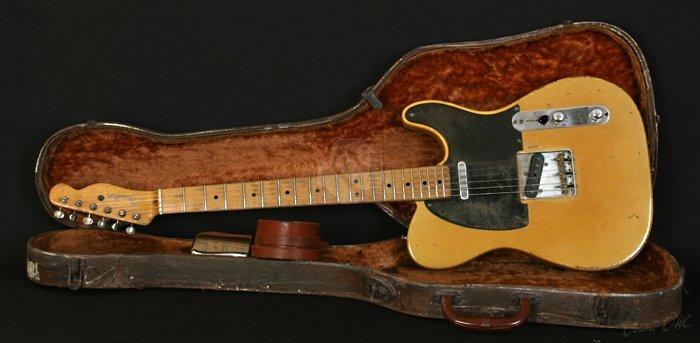 fender nocaster butterscotch 1951 guitar for sale ten guitars. Black Bedroom Furniture Sets. Home Design Ideas