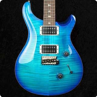 Prs Custom 24 Makena Blue   2013   57/08's   Pattern Thin