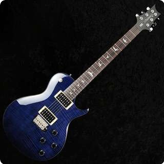 Prs Se Tremonti Custom   Trem With Up Route   Uk Ltd Edition   Whale Blue