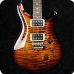 PRS Custom 24 Black Gold 2013 5708s Pattern Thin