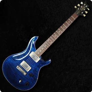 Prs Mccarty   Whale Blue   Used