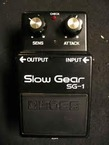 Boss SG 1 SLOW GEAR 1979